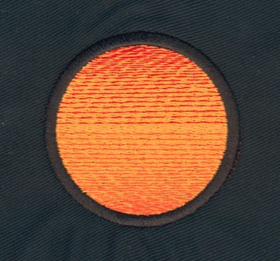 Embroidery Color Blending Example 9