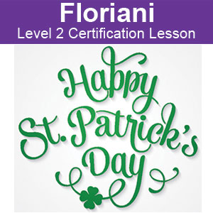 Floriani Digitizing Certification
