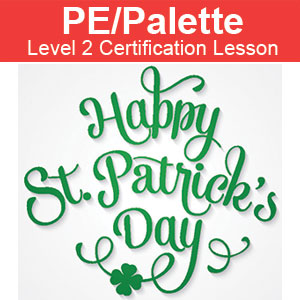 PE/Palette Digitizing Certification