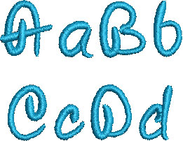Bariaki esa font letters icon