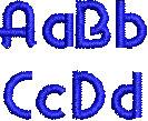 Berrington esa font letters icon