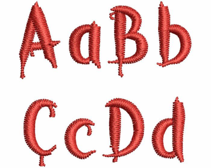 Creepfest esa font letters icon