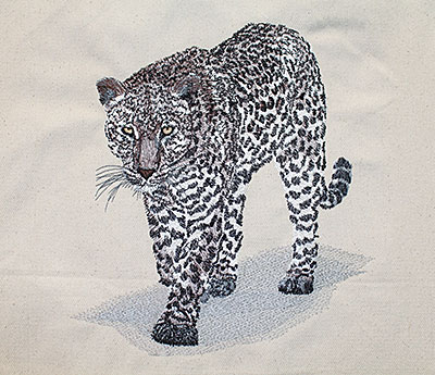 leopard digitized