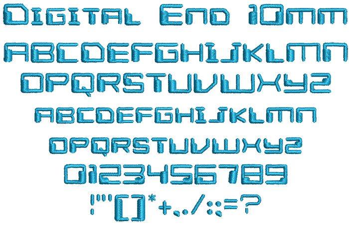 Digital End