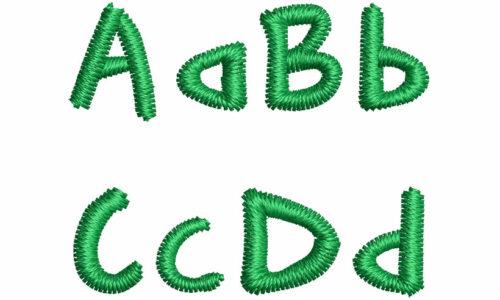 Dorolla esa font letters icon