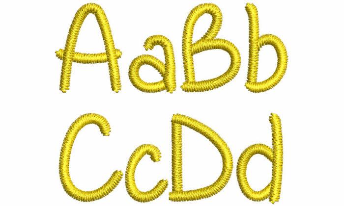 Drawntastic esa font letters icon