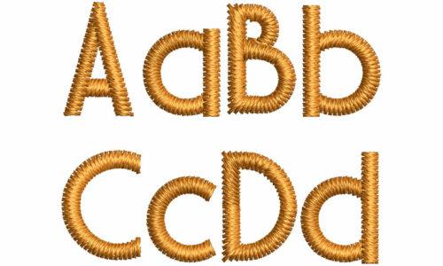 Guravo esa font letters icon