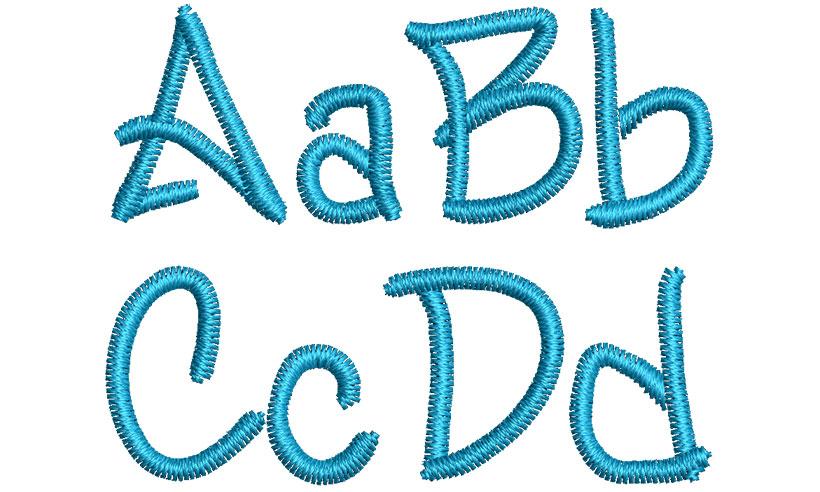 Hoosie esa font letters icon