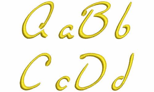 Lemon Lane esa font letters icon
