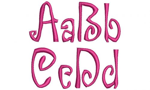 Lillipip esa font letters icon