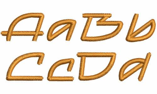 Mainline esa font letters icon