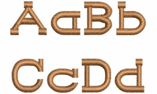 Range Rider esa font letters icon