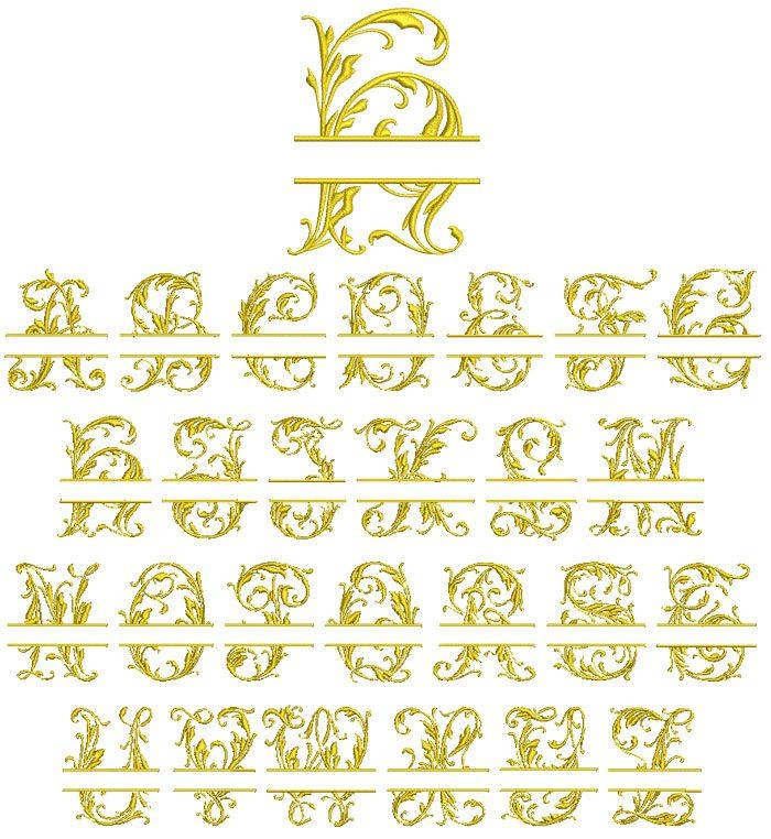 Split Mono 70mm Font