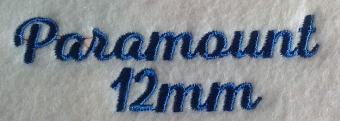 Paramount12mm