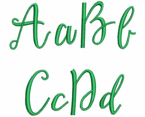 Violette esa font letters icon