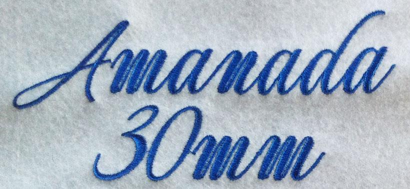 Amanada30mm