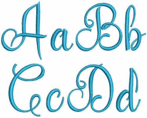 Aventure esa font letters icon