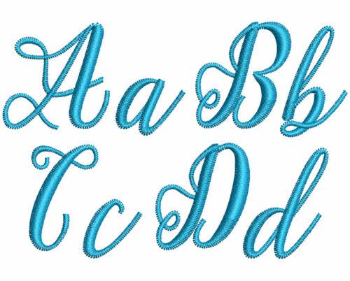 Breath esa font letters icon