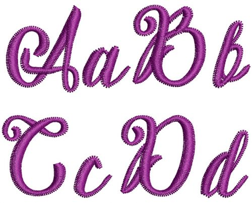Kayleigh esa font letters icon