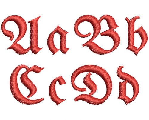 Maguntia esa font letters icon
