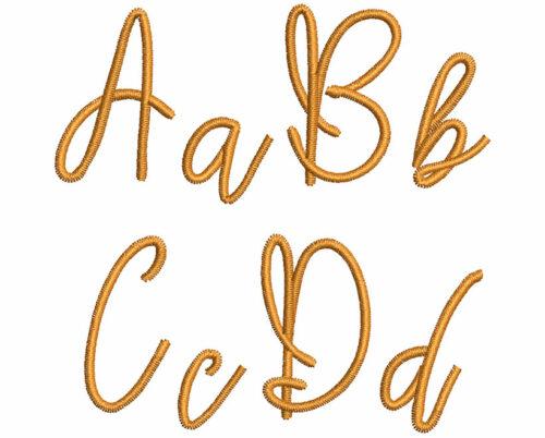 Thatsia esa font letters icon