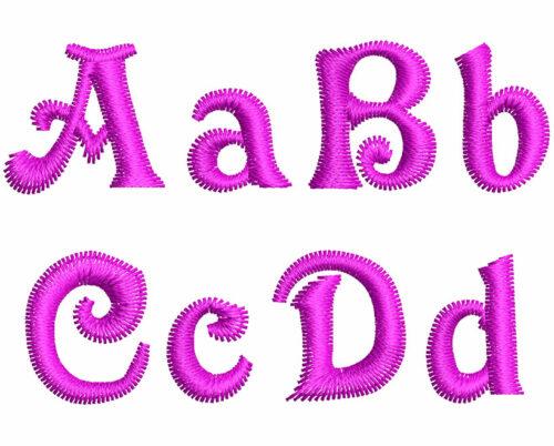 Victoria esa font letters icon