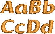 Brassica 8mm Font 2