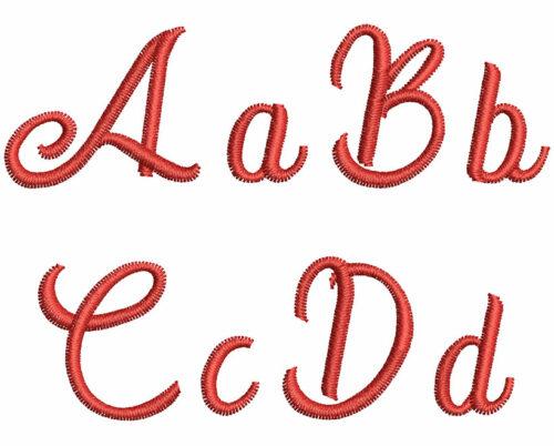 Amora esa font letters icon