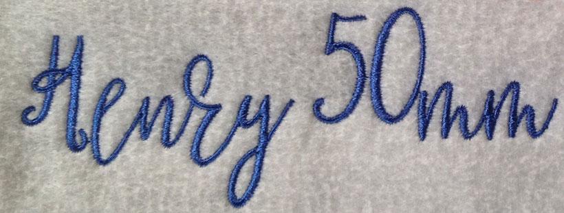 Henry50mm