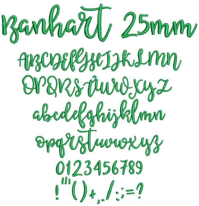 Banhart25mm