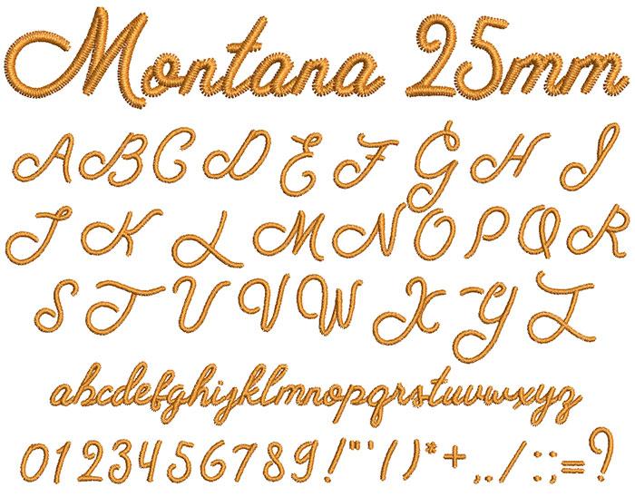 Montana25mm