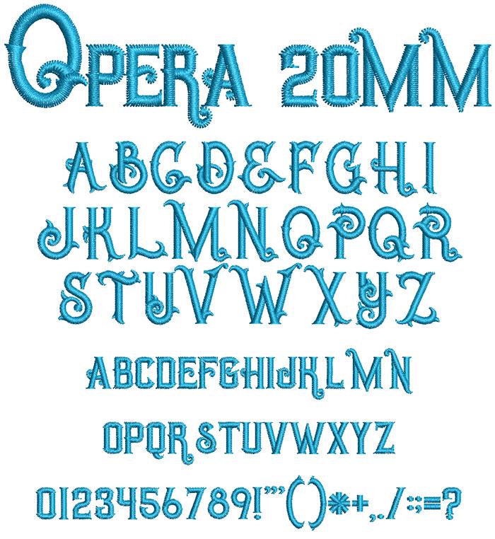 Opera20mm