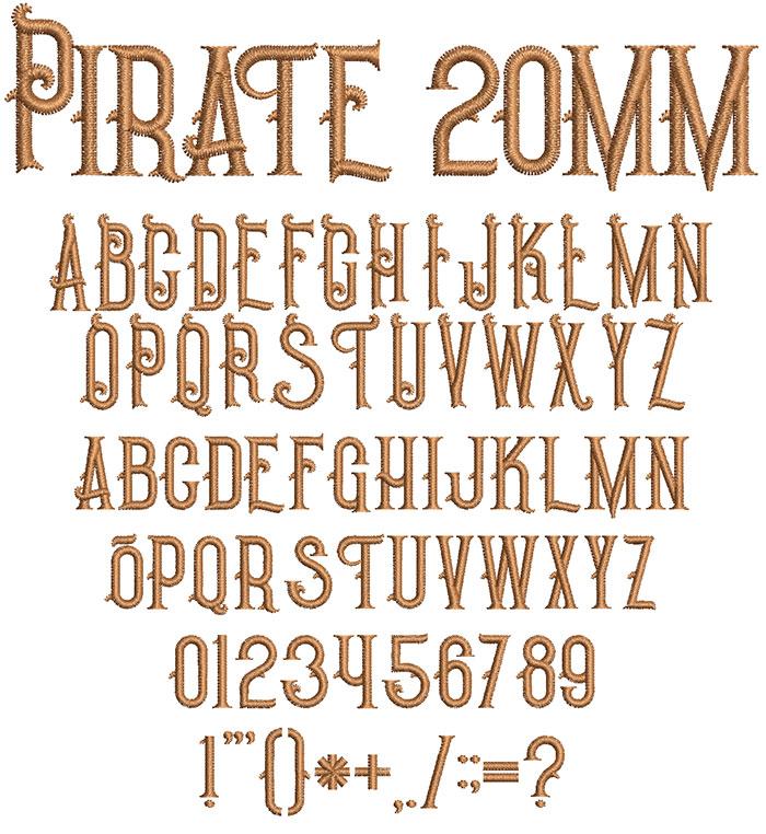 Pirate20mm