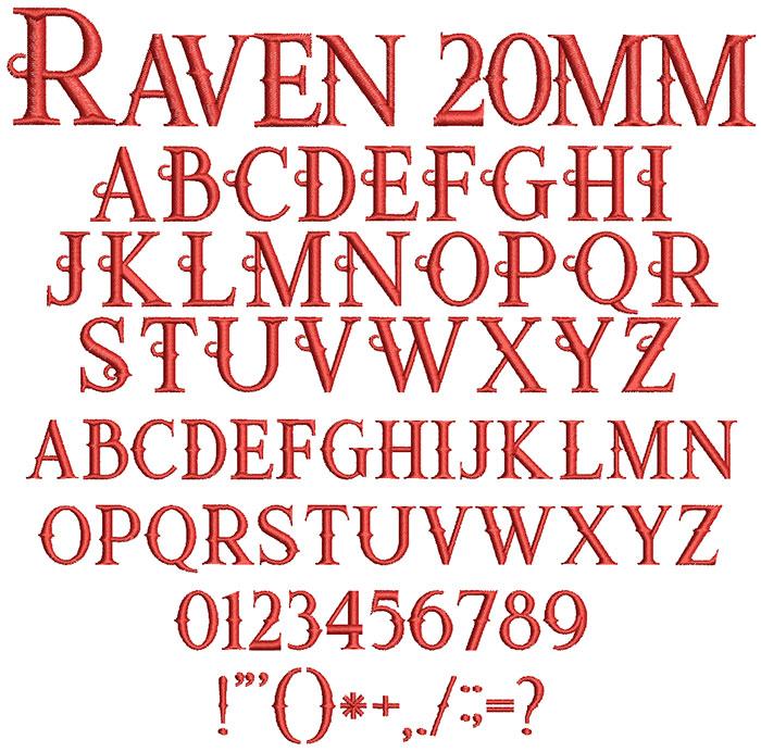 Raven20mm