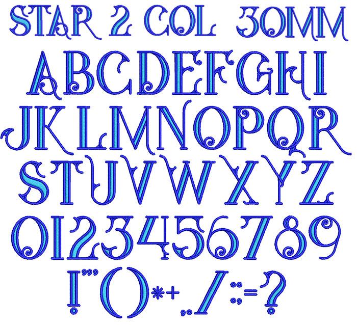 Star2Col30mm