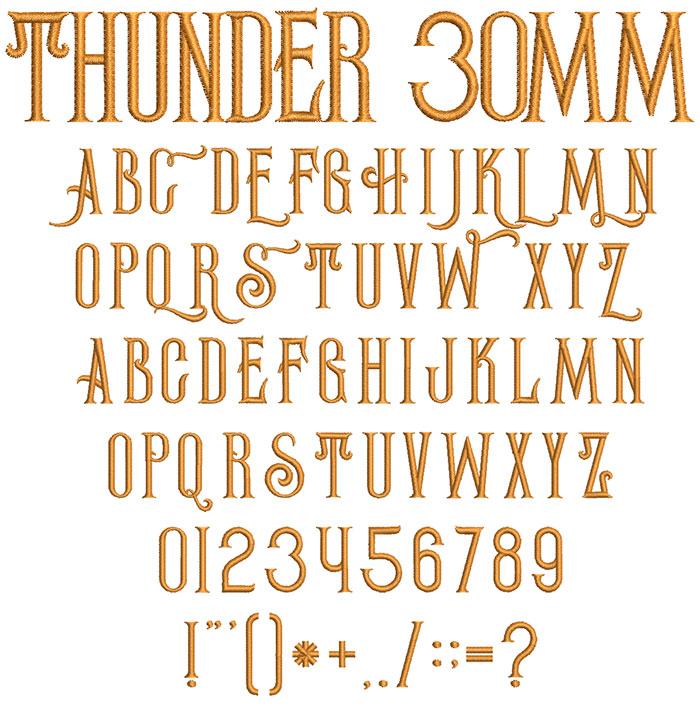 Thunder30mm