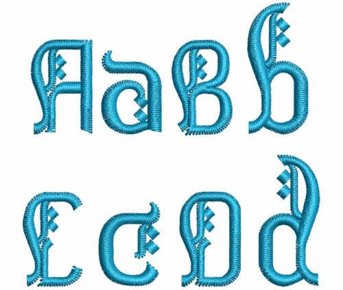 Bitling esa font letters icon