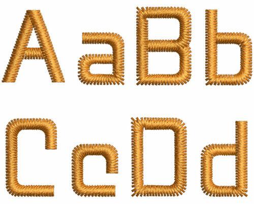 Disco esa font letters icon
