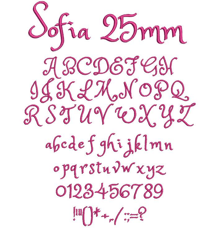 Sofia25mm