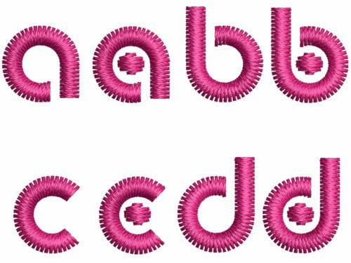 Circular esa font letters icon