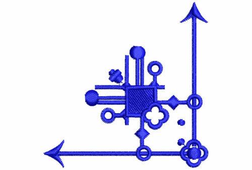 corners 1 elements single icon