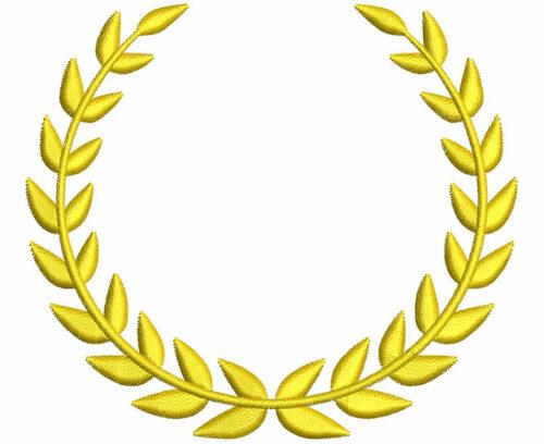 Laurels 1 elements single icon