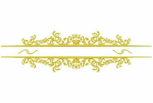 Swirl Laurels elements icon