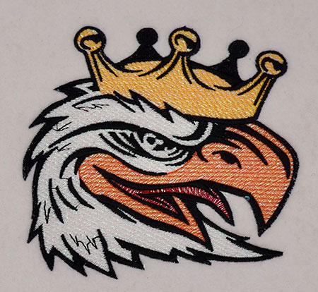 mylar hawk