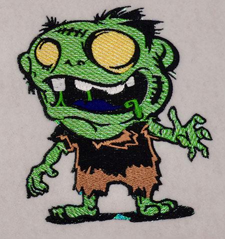 mylar zombie