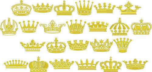 Crown ESA Elements