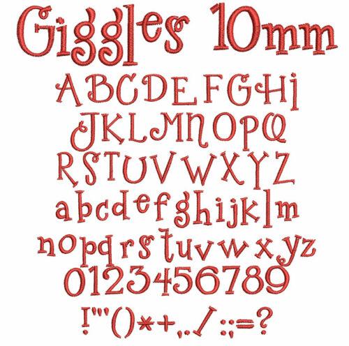 iggles 10mm Font