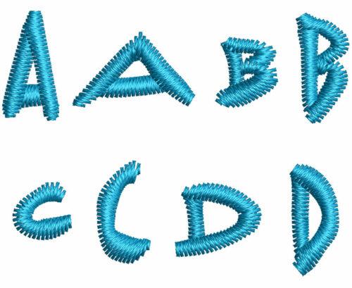 Mad Jumbles esa font letters icon