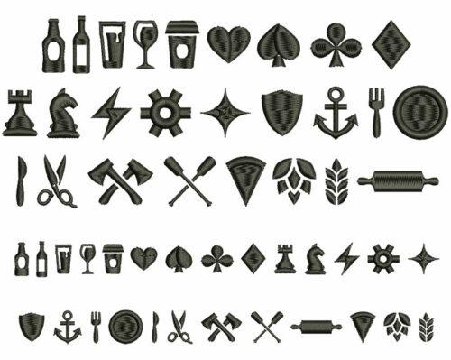 Hip Symbols ESA Elements