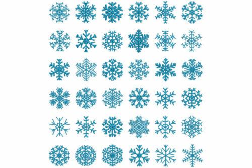 Snowflake ESA Elements